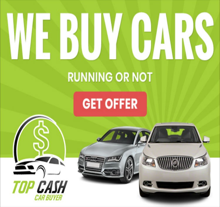 Get Cash for Cars, Running or Not!