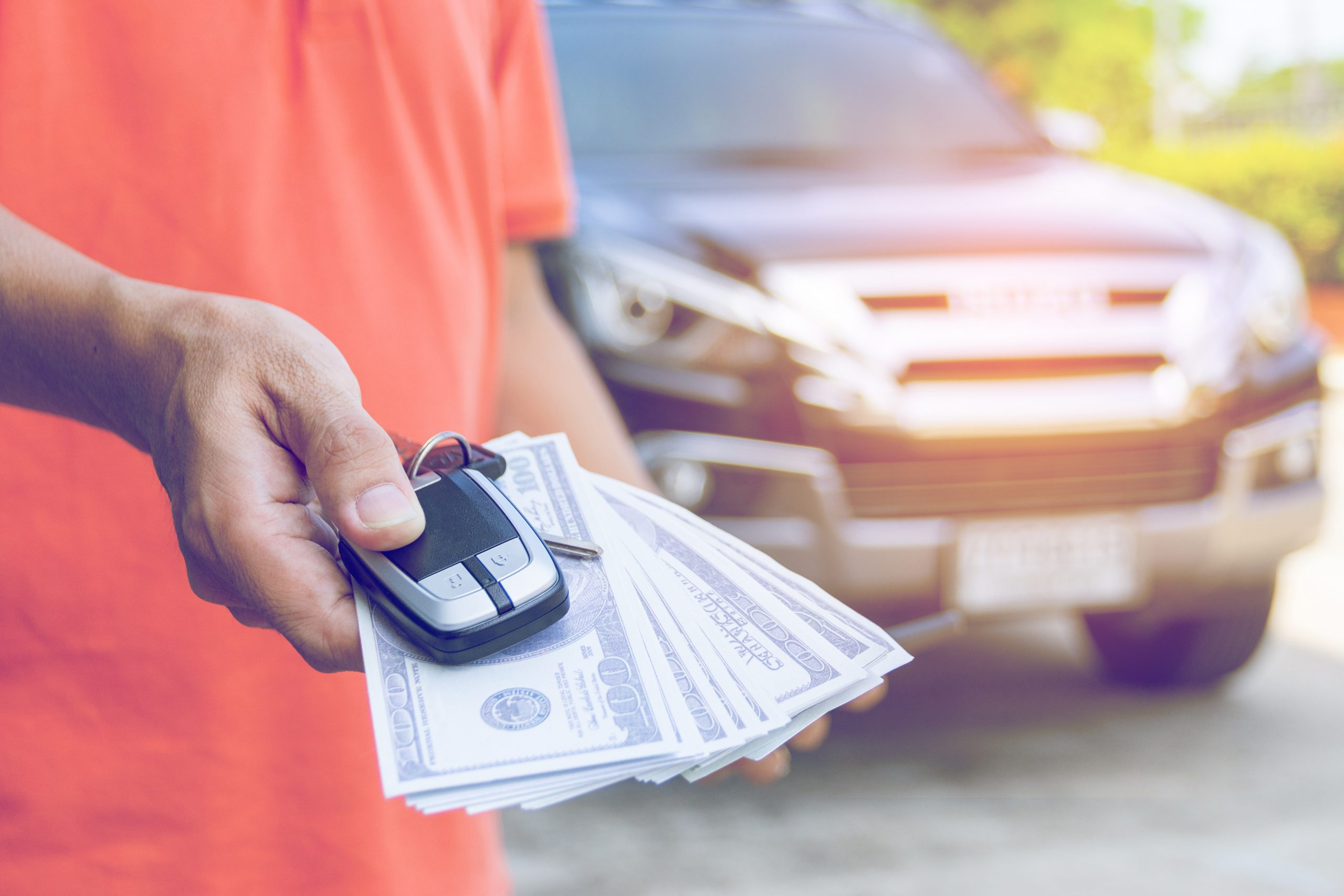 Get Cash for your Junk Car within 24-Hours