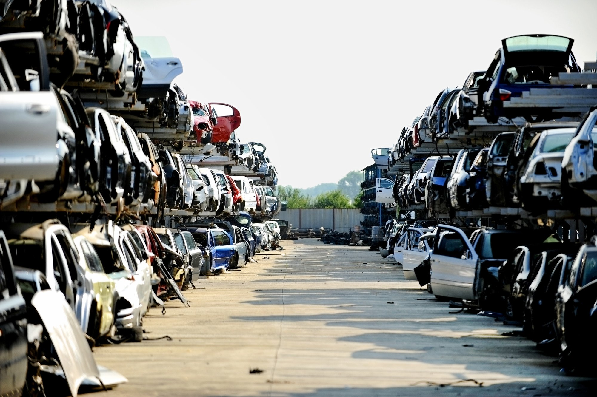 junk cars in los angeles