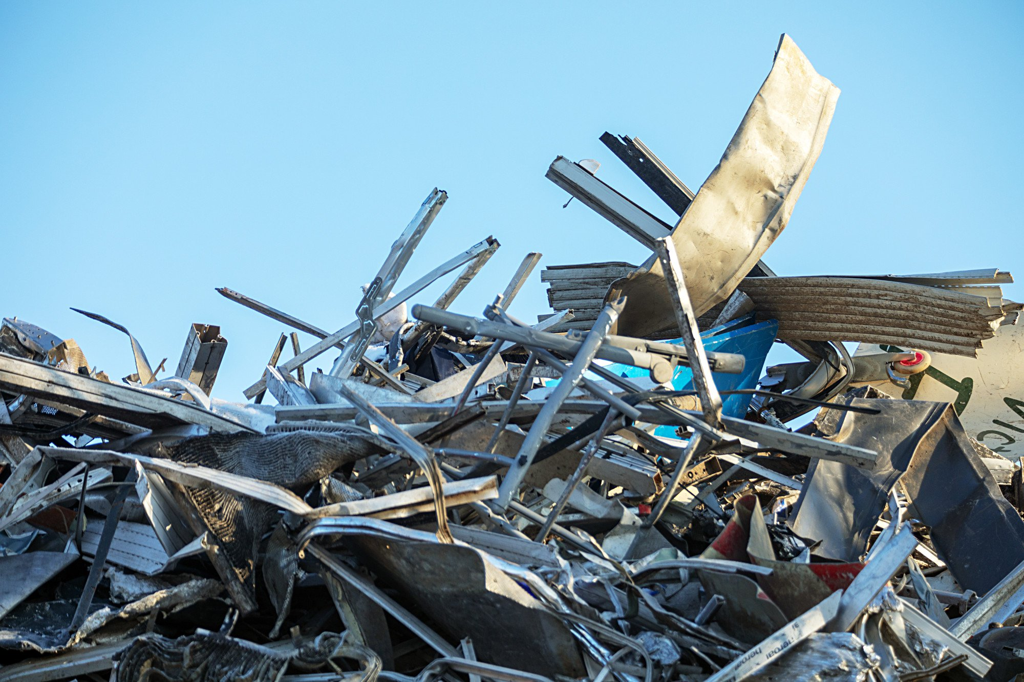 How to Get the Most Money out of Your Scrap Metal