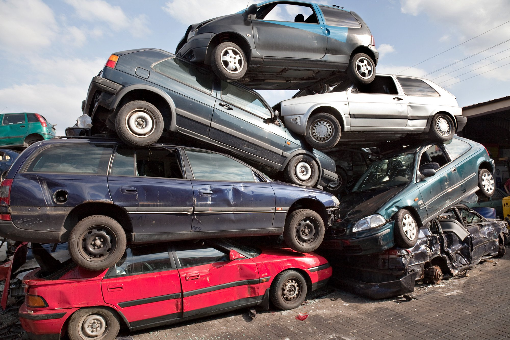 The Best Junk Car Buyers in Wichita, Kansas