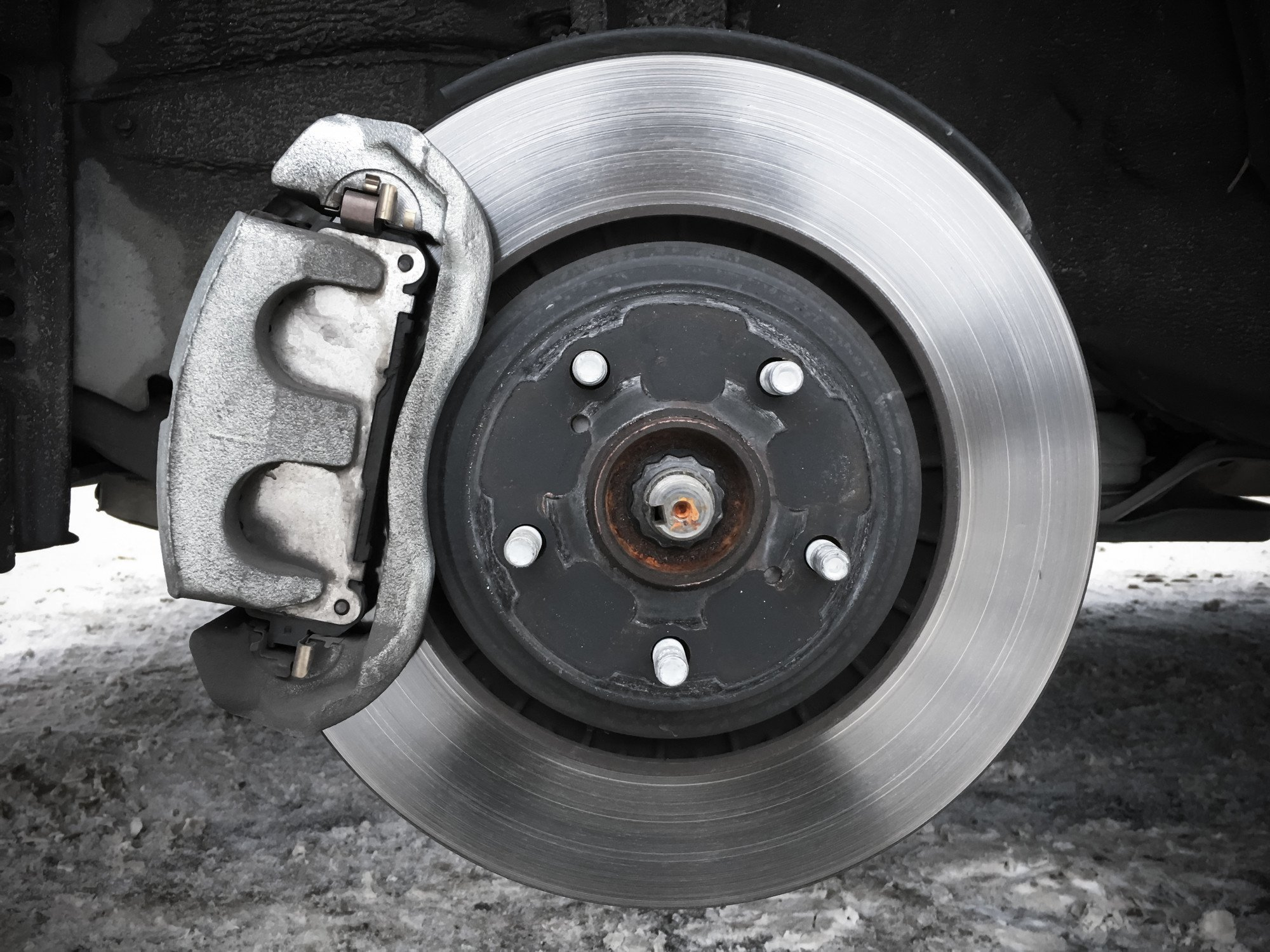 replace my brake rotors