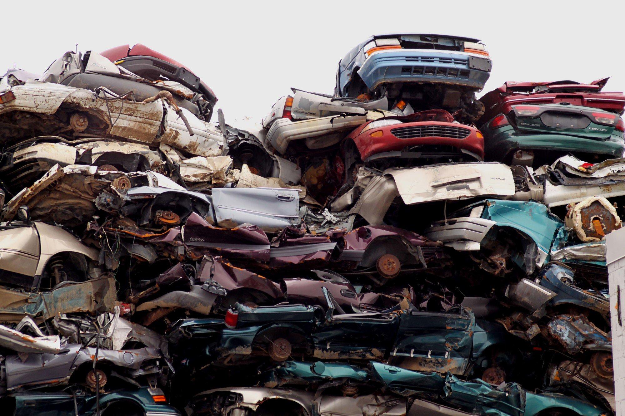 15 Things to Do Before You Scrap a Car in Atlanta