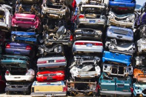 Scrapping Your Junk Car
