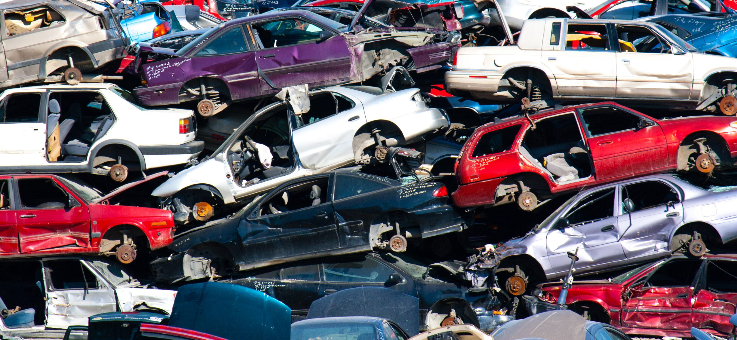 Sell a Car for Scrap: Learn How to Sell an Old Car for Scrap