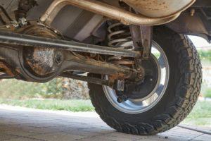 Rear Differential Repairs