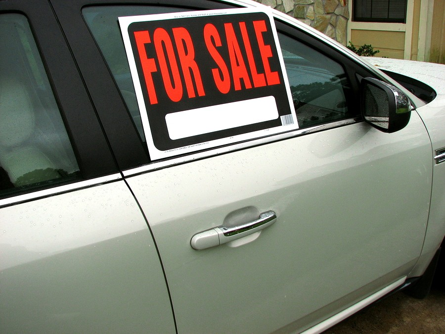 Selling the Vehicle