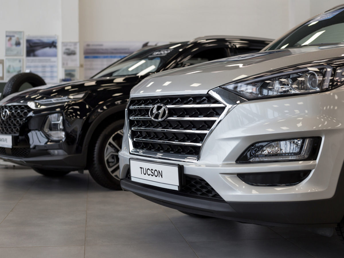 2020 Hyundai Santa Fe Vs 2020 Hyundai Tucson Cash Cars Buyer
