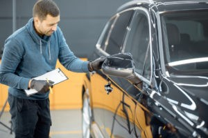 Car Scratch Repair Cost
