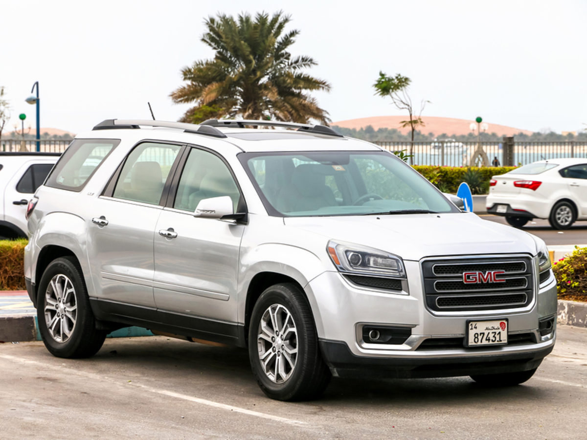 What Are The Gmc Acadia Problems You Need To Be Aware Of Cash Cars Buyer