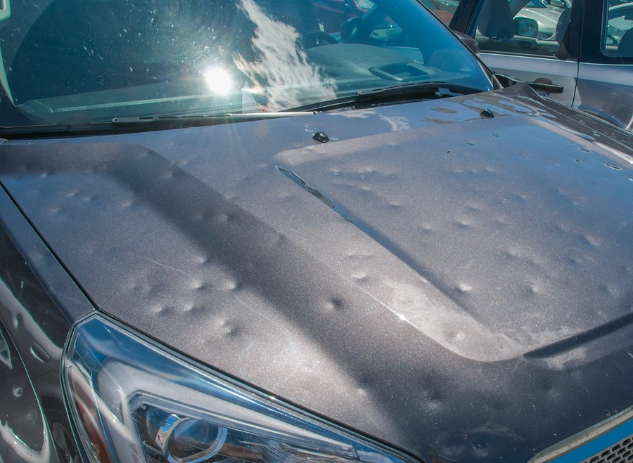 How To Sell My Hail Damaged Car
