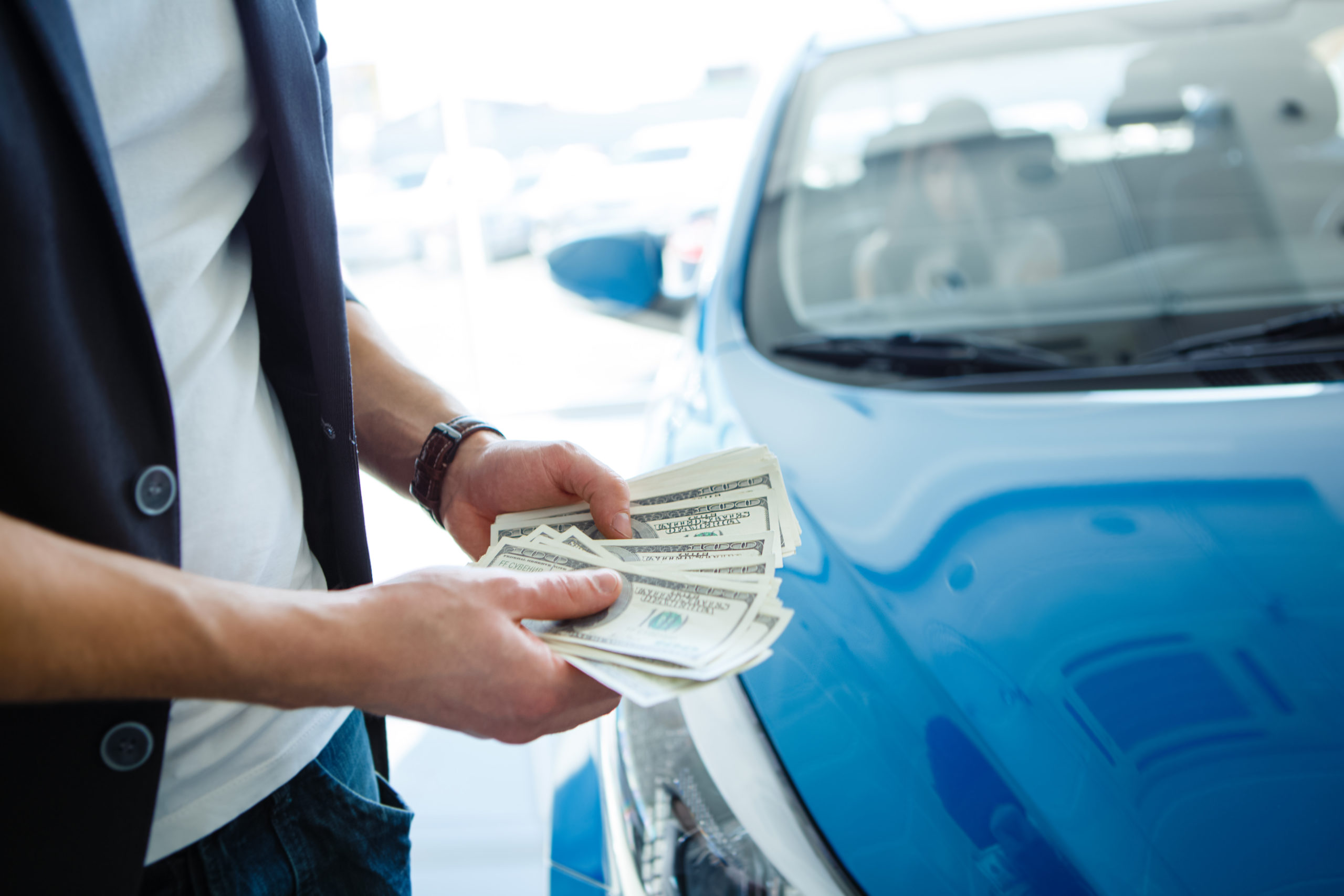 Who Pays Cash for Cars Near Me? Great Question! Here's the Answer!