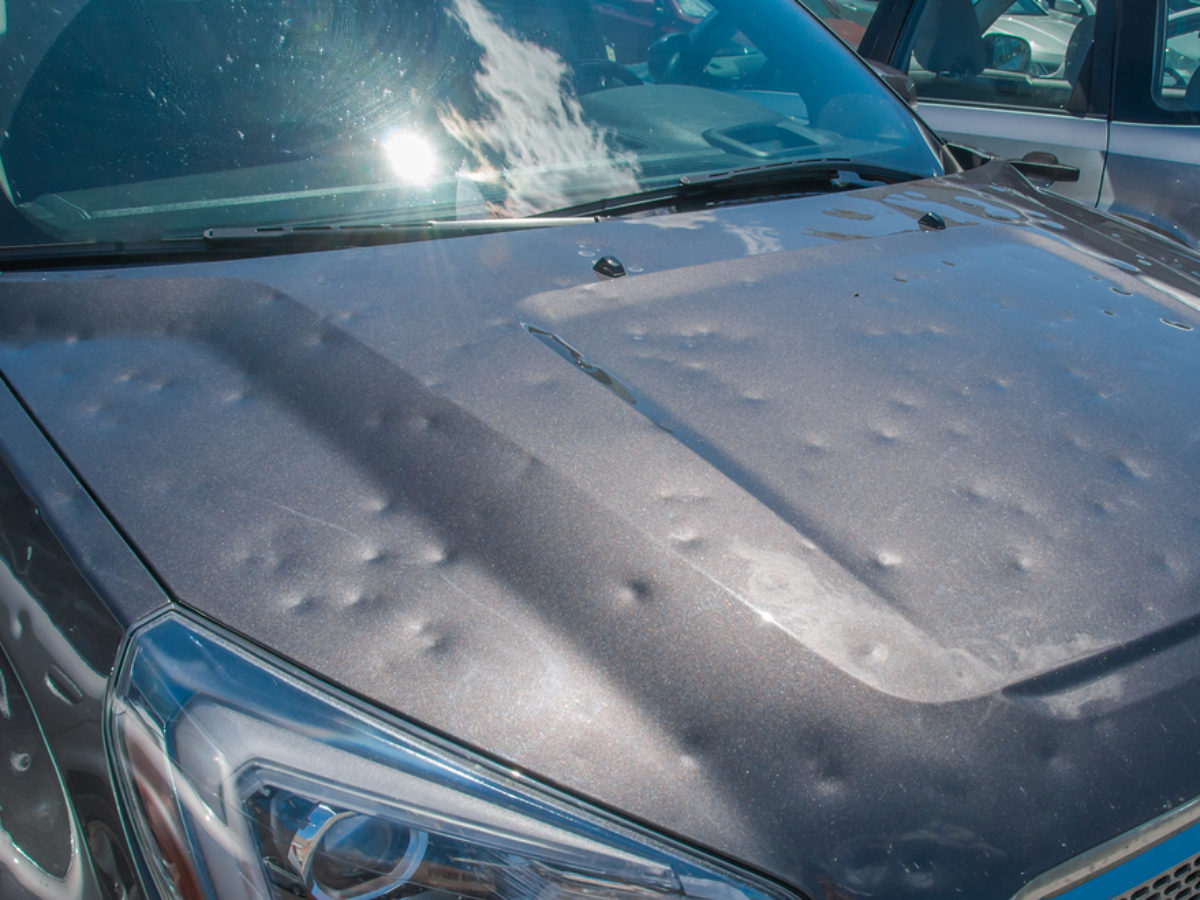 The Truth About Car Hail Damage Repair – What to do When Mother Nature  Strikes