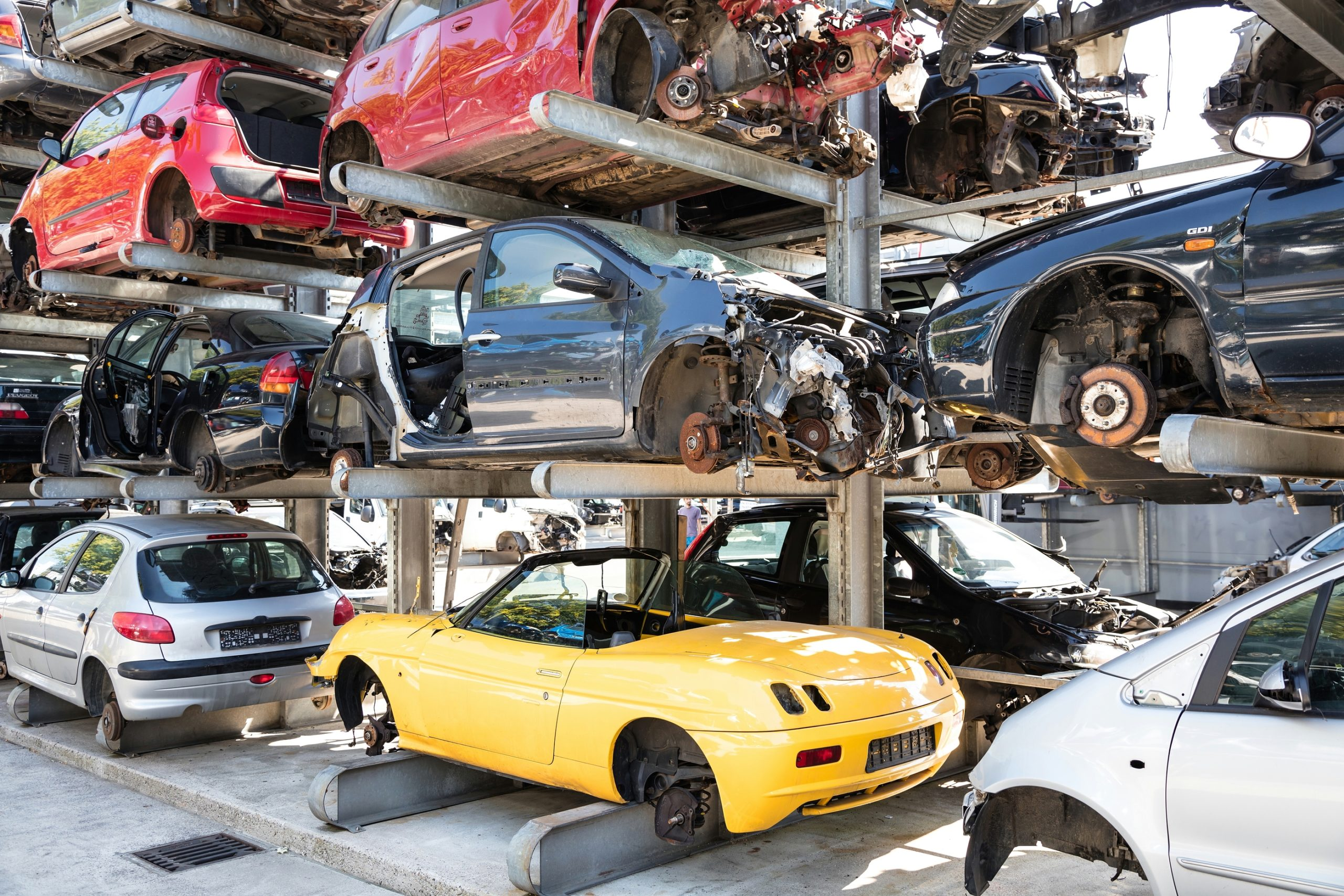 Junk Cars For Sale: Sell Your Junk Car For Quick Cash!