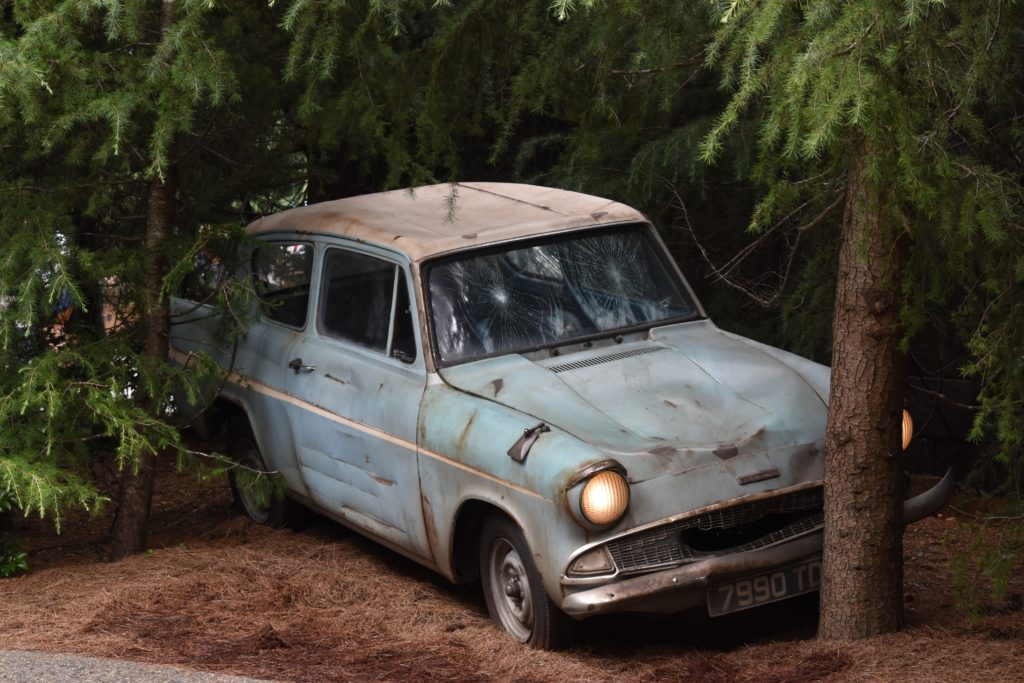 Selling Wrecked Cars