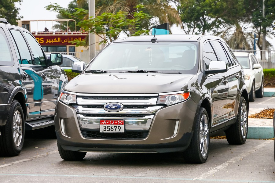Ford Edge Problems Everything You Need To Know Cash Cars Buyer