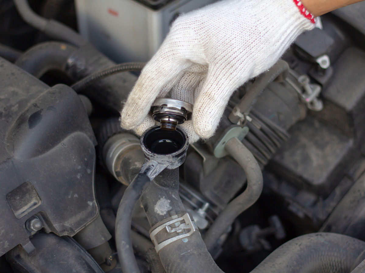 car water leak repair shop