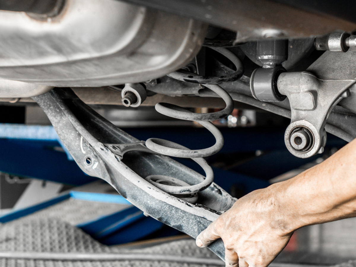 Suspension Repair Cost - How Much Does It Cost to Replace The Suspension?