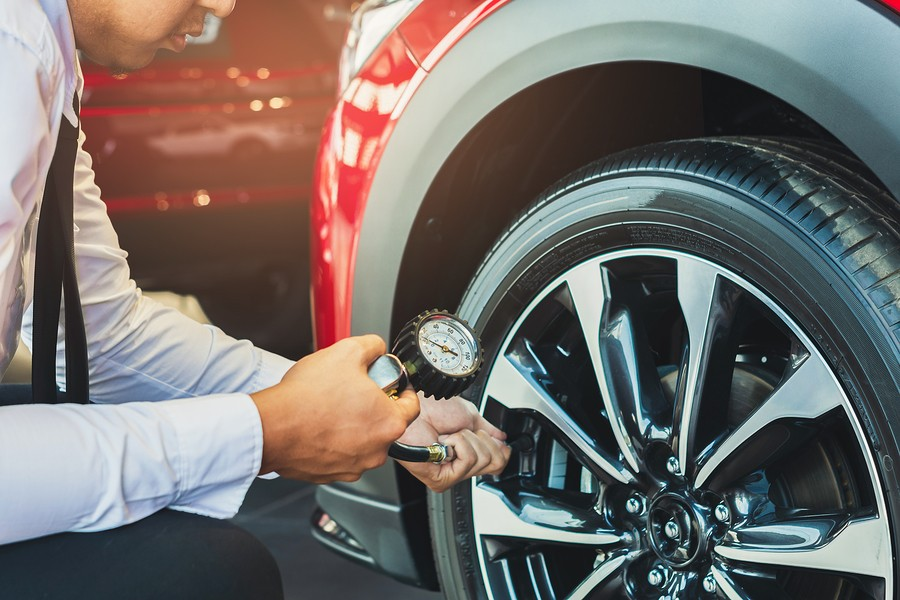 Tire Pressure Sensor Fault: Here's What You Need To Know