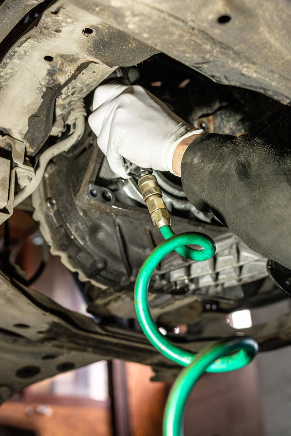 Transmission Fluid Change Vs. Flush. Whats The Difference?