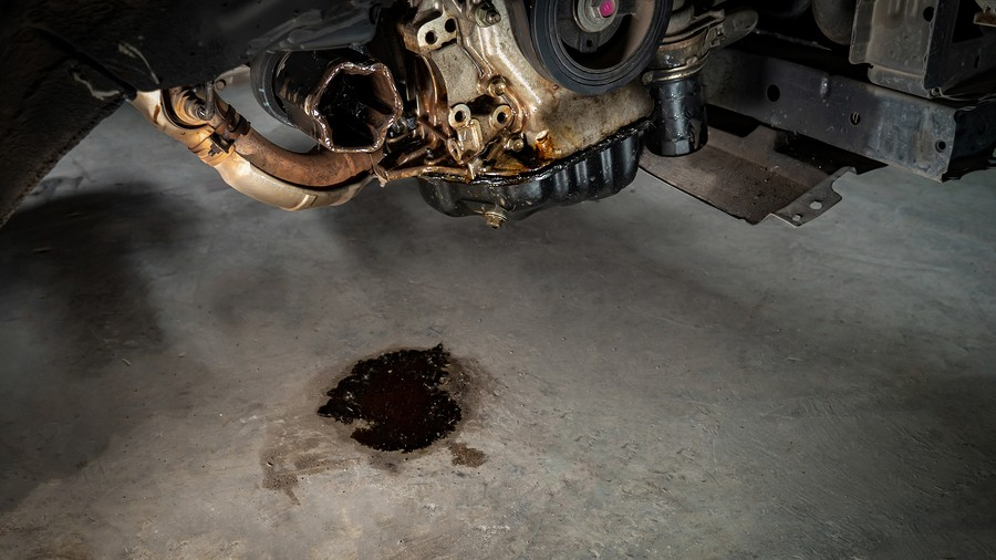 What Happens If Coolant Leaks With Oil?
