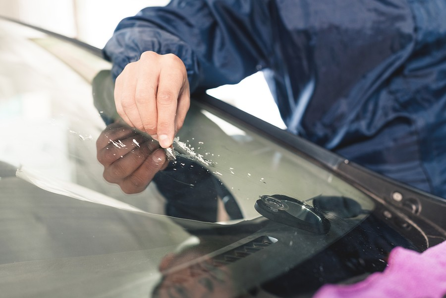 Windshield Scratch Repair. Everything You Need To Know!