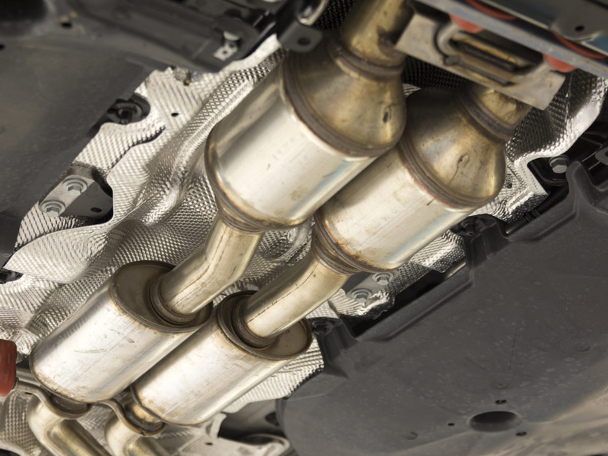 Best Catalytic Converter Cleaner For Clogged Catalytic Converter