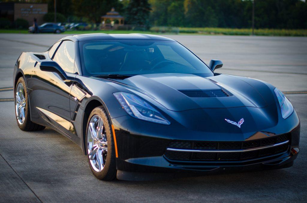 sell my corvette