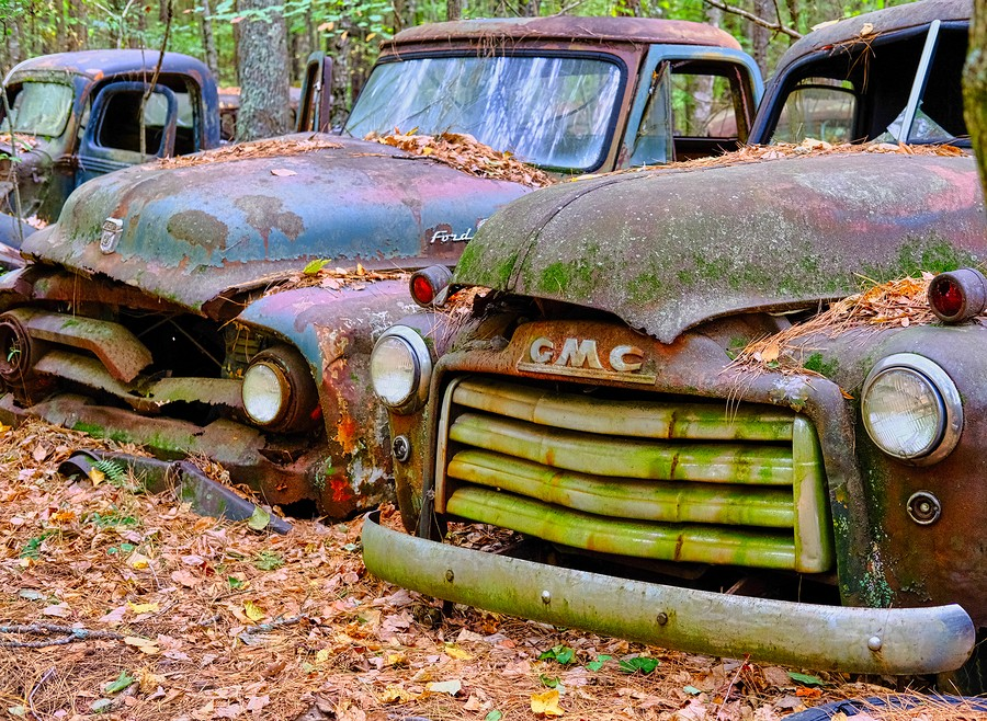 Cash For Junk Cars Greensboro, NC — Junk a Car and Get Paid for It!