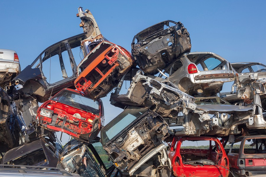 Cash For Junk Cars Winston-Salem, NC — How to Scrap a Car for Cash!