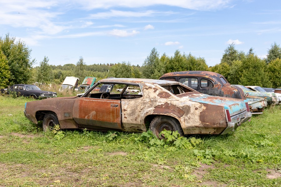 Cash for Junk Cars Arlington, VA – Why Cash Cars Can Give You The Most Money For Your Scrap Vehicle