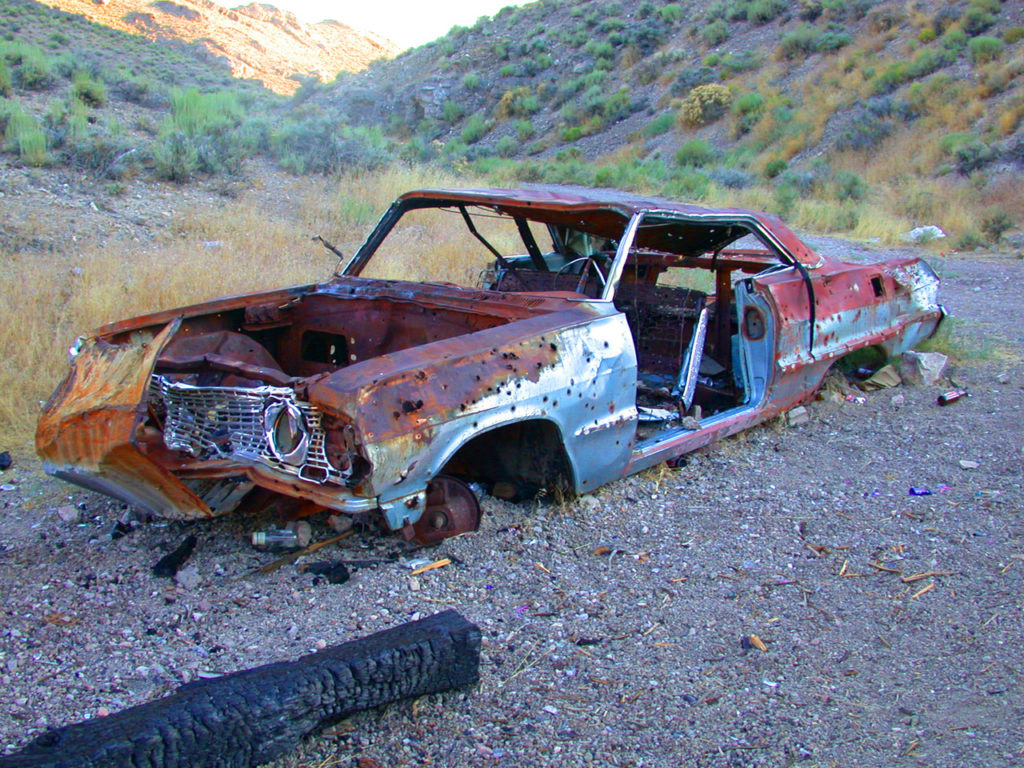 Cash for Junk Cars Bakersfield