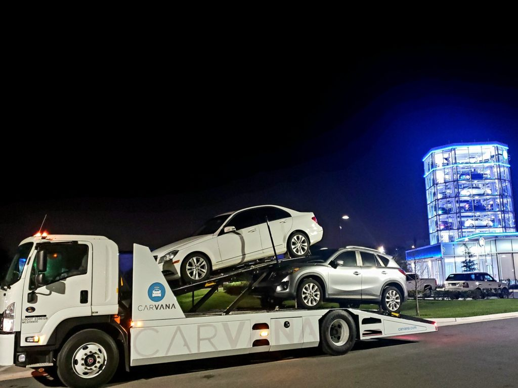 Carvana Sell My Car