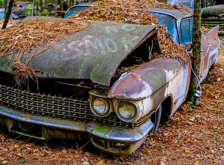 Selling Your Junk Car in St. Louis Park, Minnesota