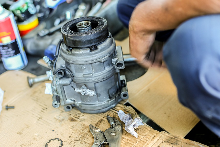 How Much Does It Cost to Replace an AC Compressor?