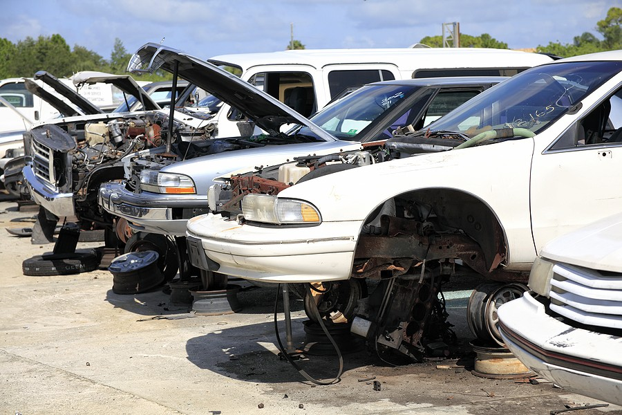 Who Buys Junk Cars? We Do! FAST Cash For Junk Cars Mesquite, NV!