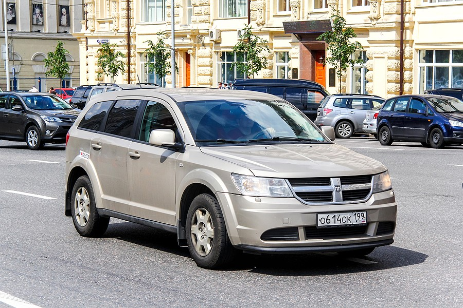 Dodge Journey Problems Through the Years – 2020 Is Looking Pretty Good!