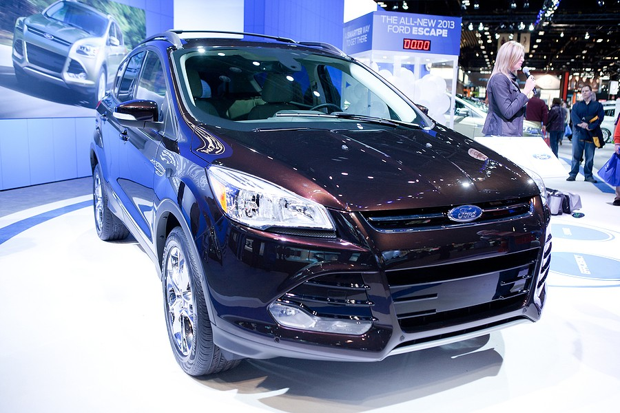 Does The Ford Escape Have Transmission Problems? Here's What You Need To Know