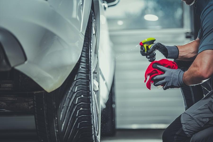 How Do You Remove Pesky Automotive Stain