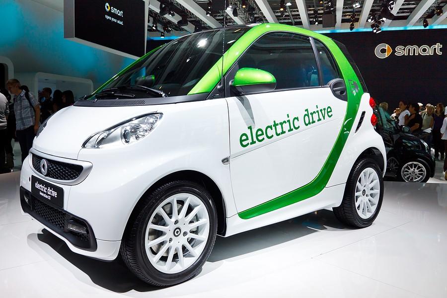 Smart Car MPG