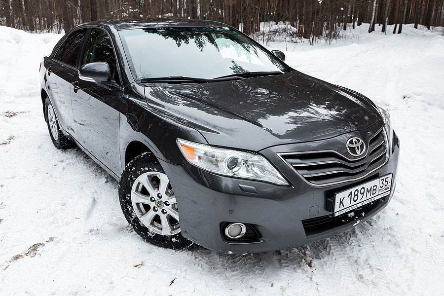 CashCarBuyers Investigates: Toyota Camry Problems
