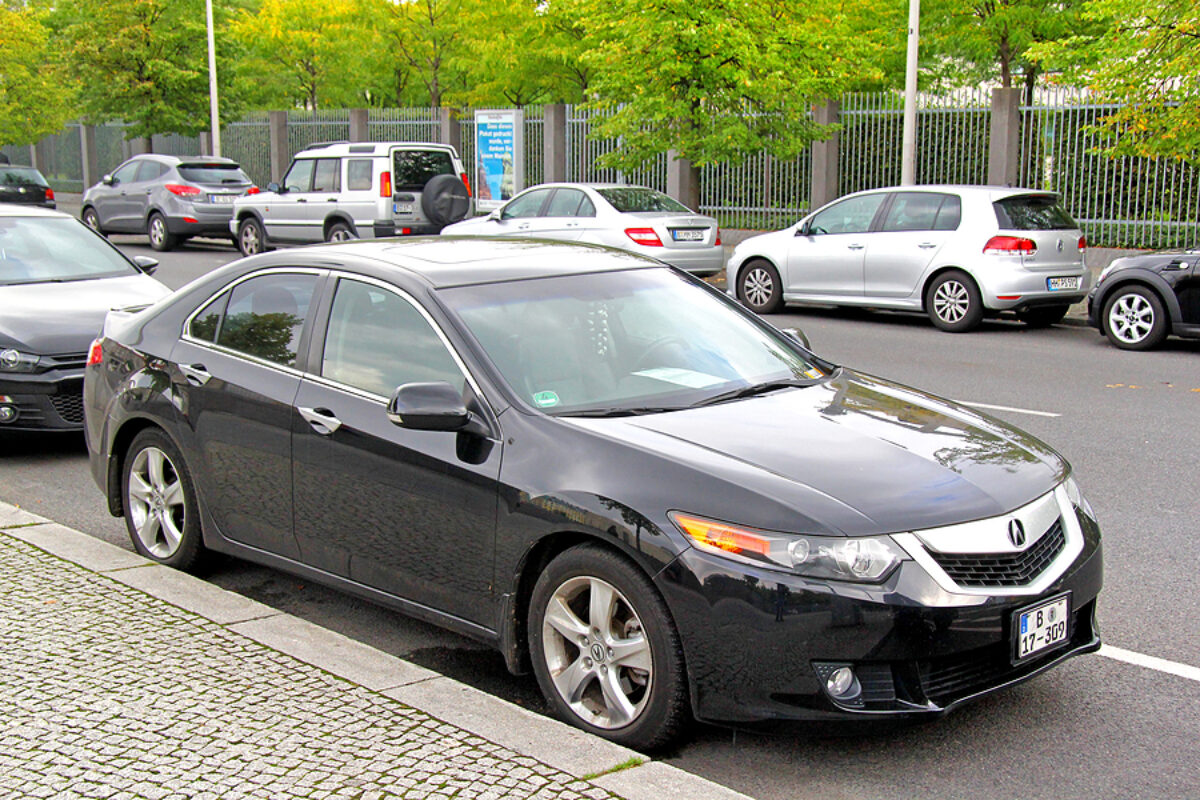 Acura Tl Problems Everything You Need To Know