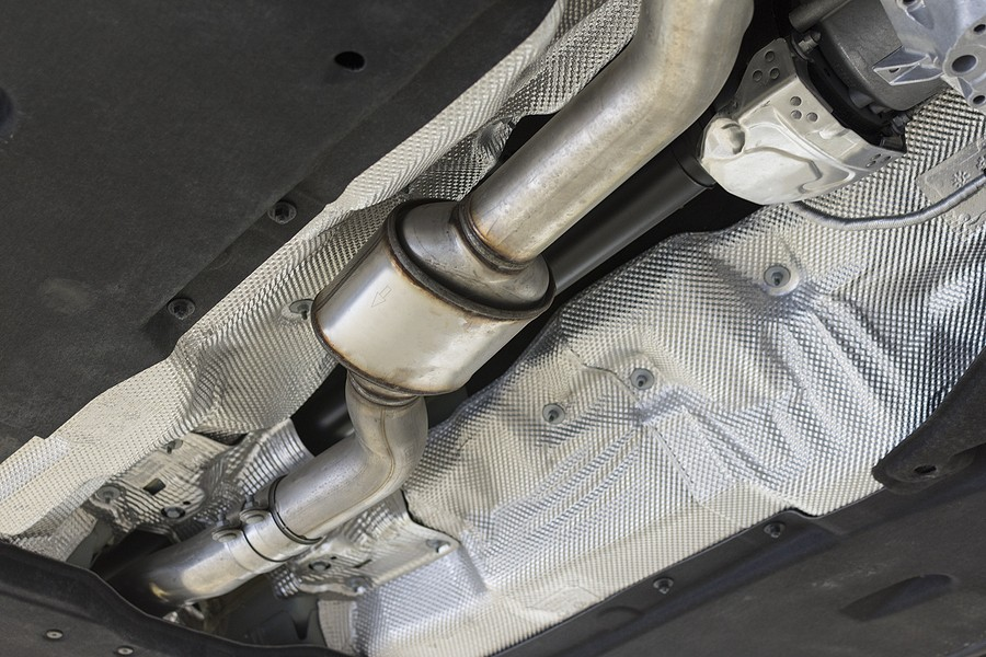 Catalytic Converter Repair: Everything You Need to Know