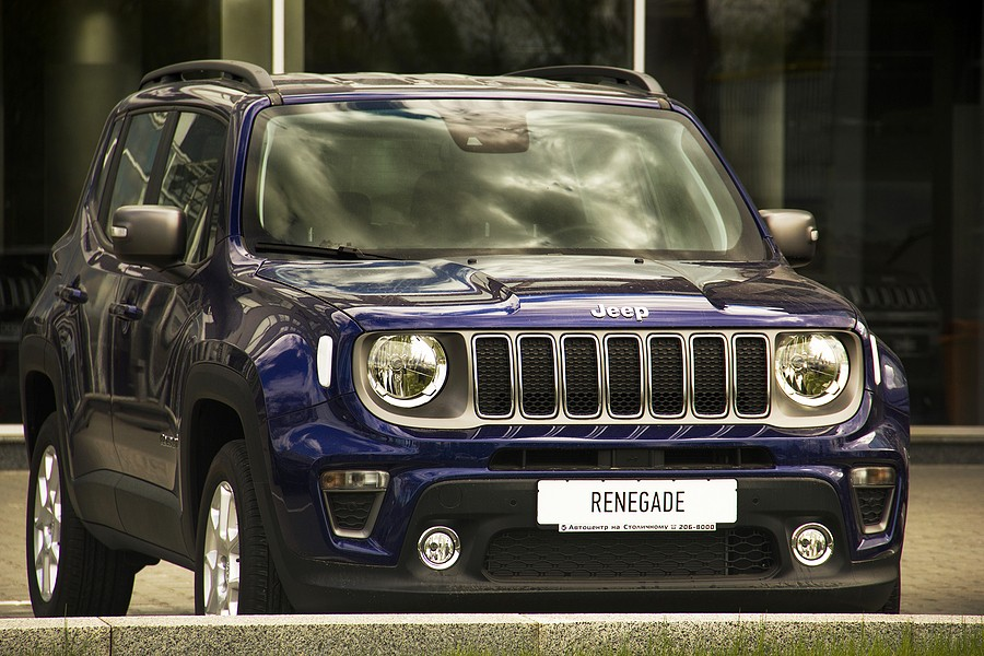 How does the 2020 Jeep Renegade Compare to Other Jeep models?