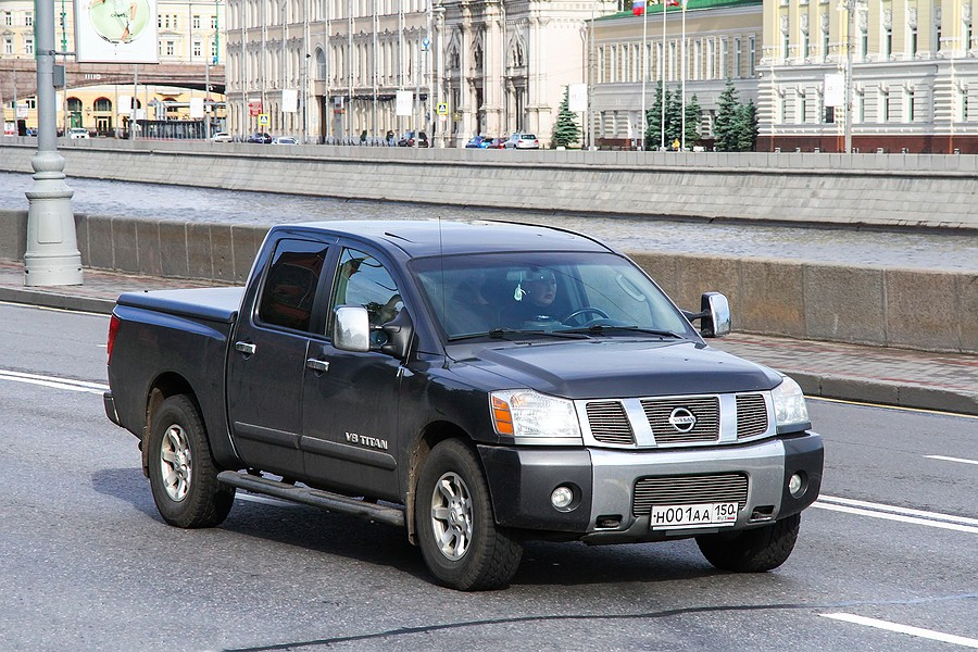 Nissan Titan Reliability – All That You Need To Know