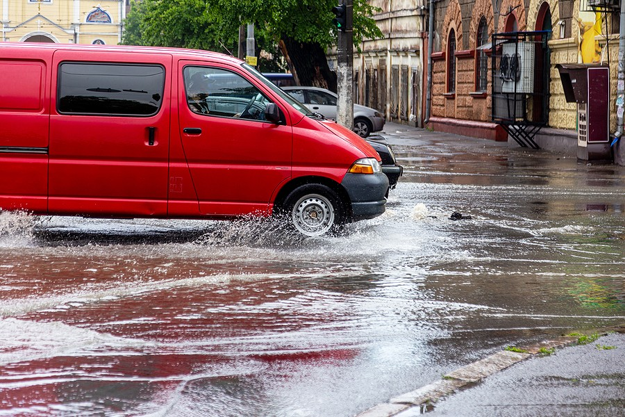 Signs of Flood Water Damage and How Badly It Can Affect Your Car's Performance