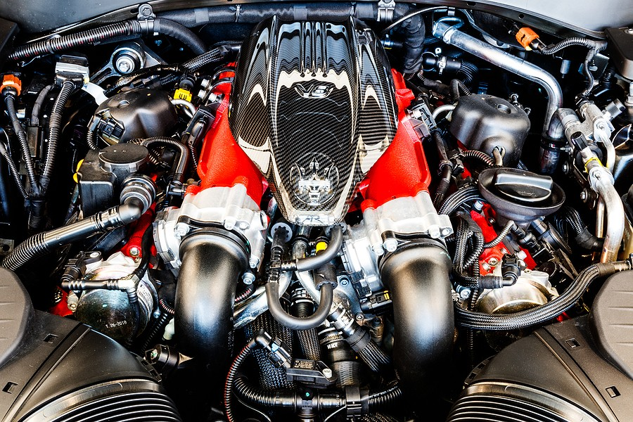 What happened to the Cadillac Twin-Turbo V8 Engine?