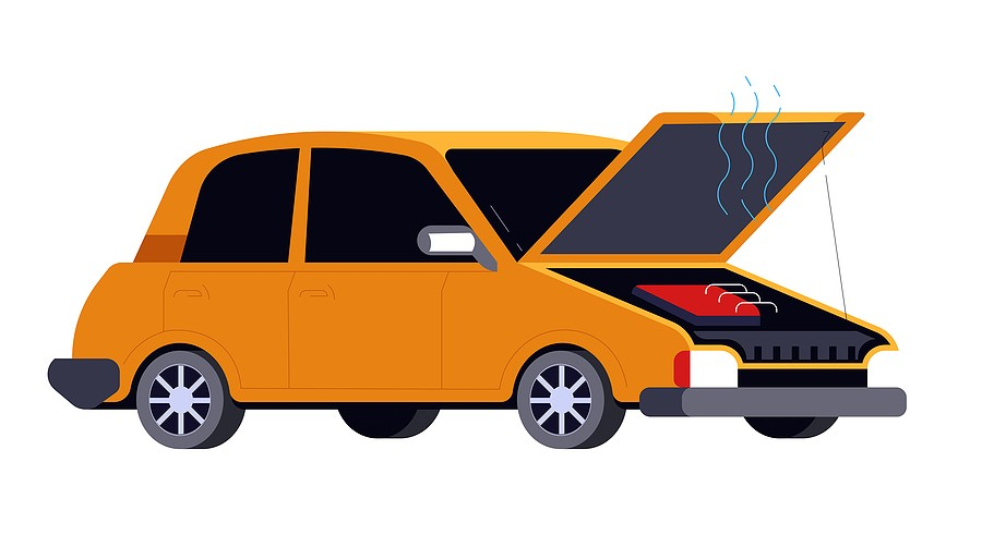 Your Car Engine Is Giving a Bad Smell? Here's What You Can Do.
