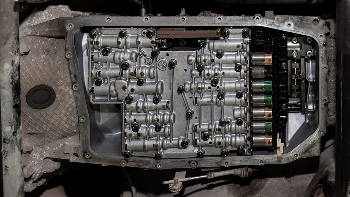 What Are The Symptoms Of A Bad Transmission Solenoid