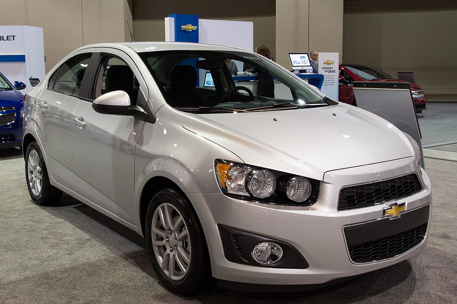 Everything You Need to Know About the 2021 Chevy Sonic